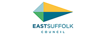 Suffolk Coastal Council and Waveney District Council Partnership Logo