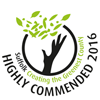 Suffolk Greenest County Highly Commended 2016
